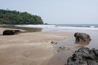 Seven Wave Beach, Sao Tome and Principe