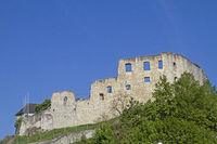 Ruine Laaber in der Oberpfalz