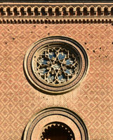 synagogue architecture detail