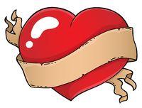 Valentine heart topic image 2