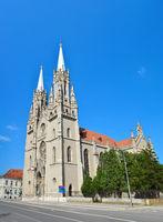 Vrsac Cathedral St Gerhard