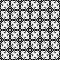 Lace-de-Luce (Lace of Lilies), delicate seamless pattern