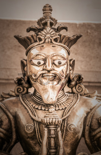 Indian deity sculpture