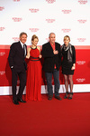 Die Premiere des Films 'Morning Glory' in Berlin