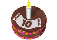 Geburtstagskuchen 10
