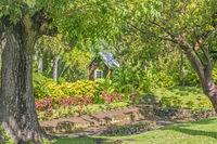 Hut In The Garden Romney Manor ST. Kitts West Indies