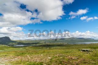 Landschaft in Jotunheimen-33