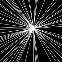 Abstract Rays of Light and Background
