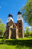 St.-Marien-Kirche in Tremmen, Brandenburg, Deutschland
