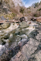 A Small River in Northern California
