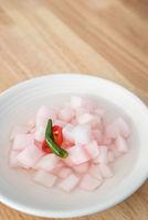 Kimchi radish
