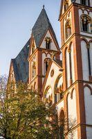 Limburger Dom (Sankt Georg Dom) in Limburg an der Lahn, Deutschland