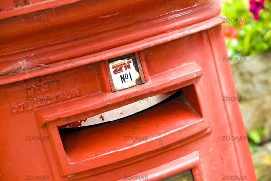 Foto Englischer Briefkasten Bild 2265312