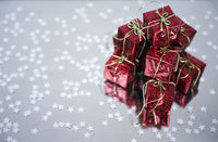 Kleine Weihnachtspakete
