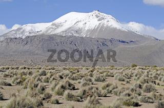 Gullatiri Volcano