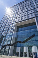 Gebäude der Deutschen Börse