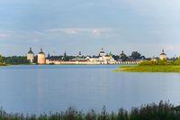 View Cyril Belozersky Monastery