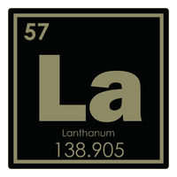 Lanthanum chemical element