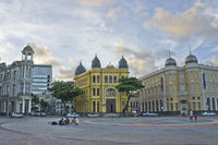 Recife, Street view, Brazil