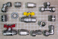elements of water and gas shutoff valves