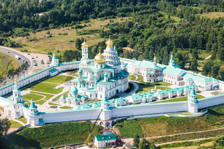 New Jerusalem Monastery in Moscow Region