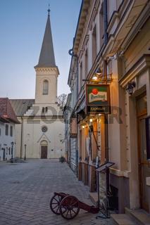 Henkerbastei in Kaschau