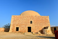 Rethymno Fortezza fortress Mosque