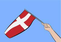 14032018-FlagHandDenmark.eps