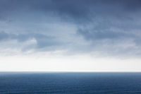 Pacific Ocean in calm weather