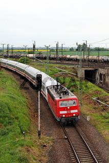 BR 181 der DB