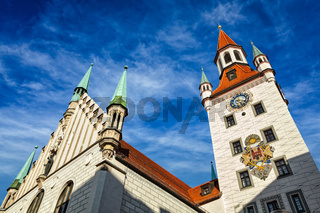 Old Town Hall (Altes Rathaus), Munich
