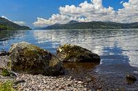 Loch Ness bei Foyers