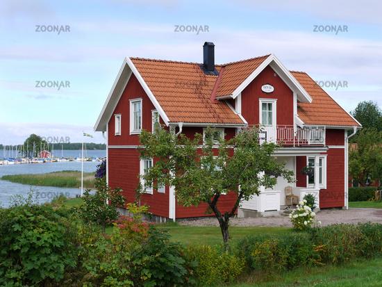 Schwedenhaus am see  Foto Schwedenhaus Bild #1074748