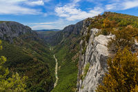 Canyon of Verdon - Provence France
