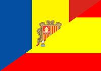 andorra spain flag