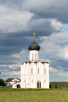 Church of Intercession of the Holy Virgin on the Nerl