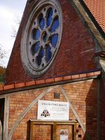 Anglikanische Kirche,Marienbad,Tschechien