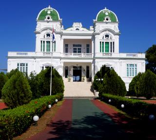 Palast in Cienfuegos,Kuba