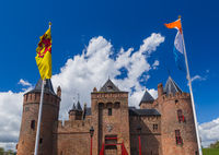 Muiderslot castle near Amsterdam - Netherlands