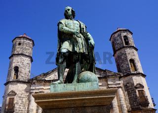 Columbusstatue,Cardenas,Kuba
