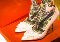 Fashion shoes in Milan - Italy