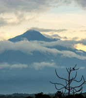 Tajumulco Volcano Guatemala