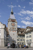 Zytturm in Zug am See