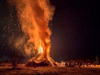 Brennender