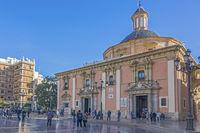Basilica Lady of the Abandoned, Valencia Spain