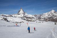 Matterhorn Skiing Area