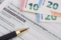 Steuererklärung zur Altersvorsorge