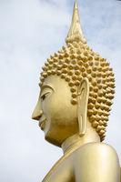 THAILAND BURIRAM WAT SUPHATBOPHIT BUDDHA