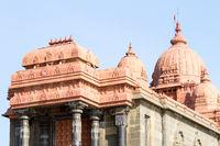 Swami Vivekananda Rock Memorial in Vavathurai, Kanyakumari, India