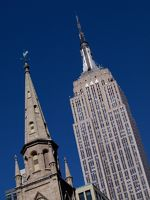 Empire State Building, Manhattan, New York City, USA